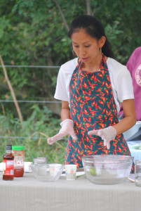 cook demo