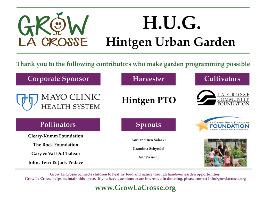 New Garden Programming: Hintgen | GrowLaCrosse