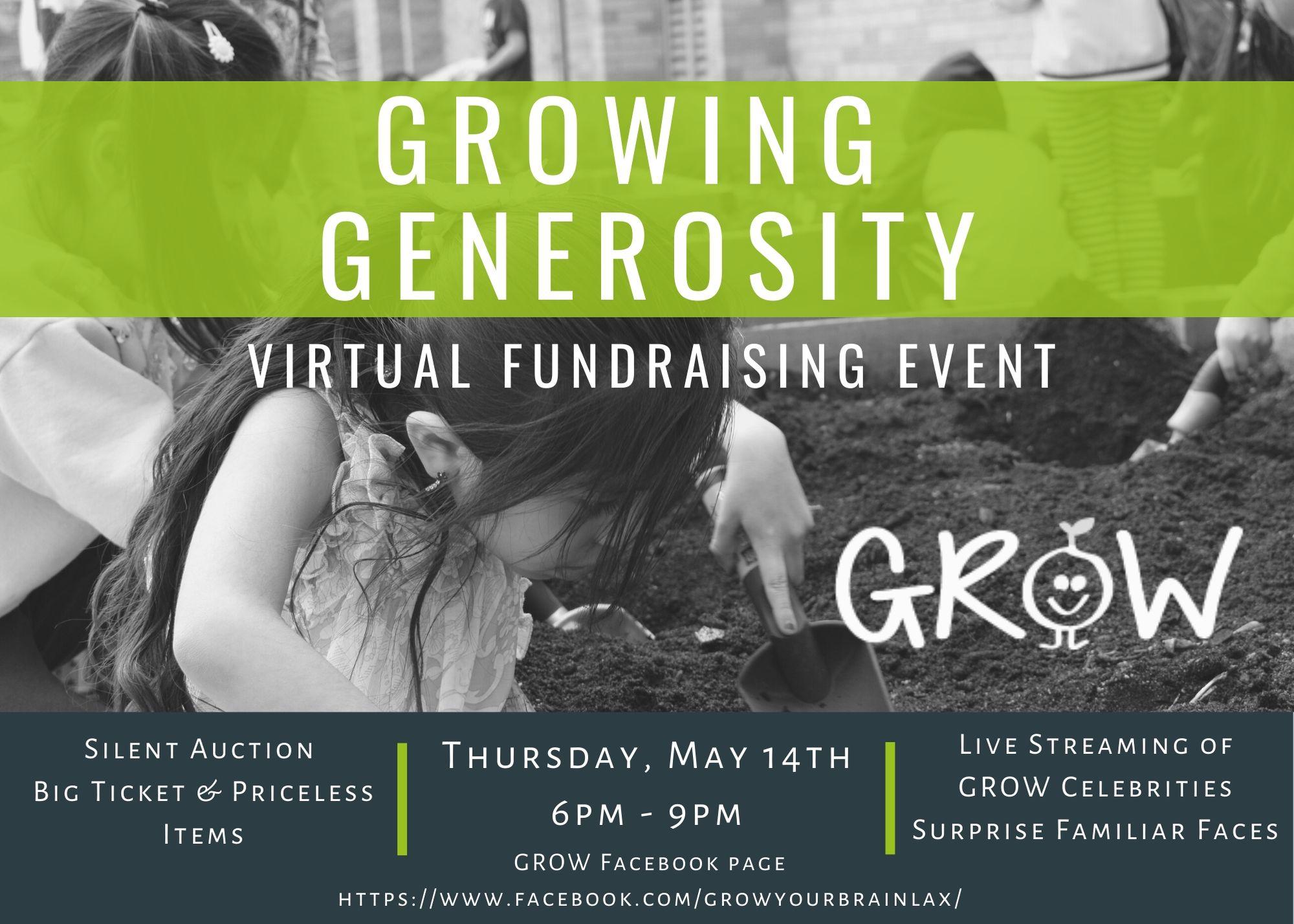 GROWING GENEROSITY (1)