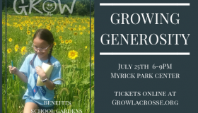 GROWing Generosity