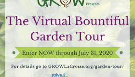 Virtual Bountiful Garden Tour