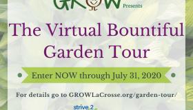 Virtual Bountiful Garden Tour