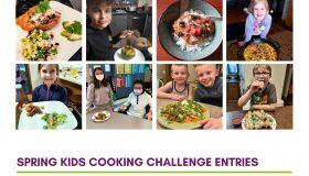Kids Cooking Challenge